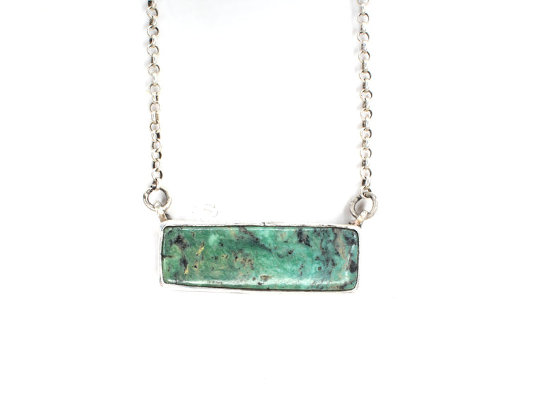 The Rimmy Bar Necklace