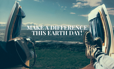 Make A Difference This Earth Day 🌎