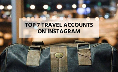 Top 7 Travel Accounts on Instagram