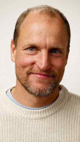 Woody Harrelson vegan