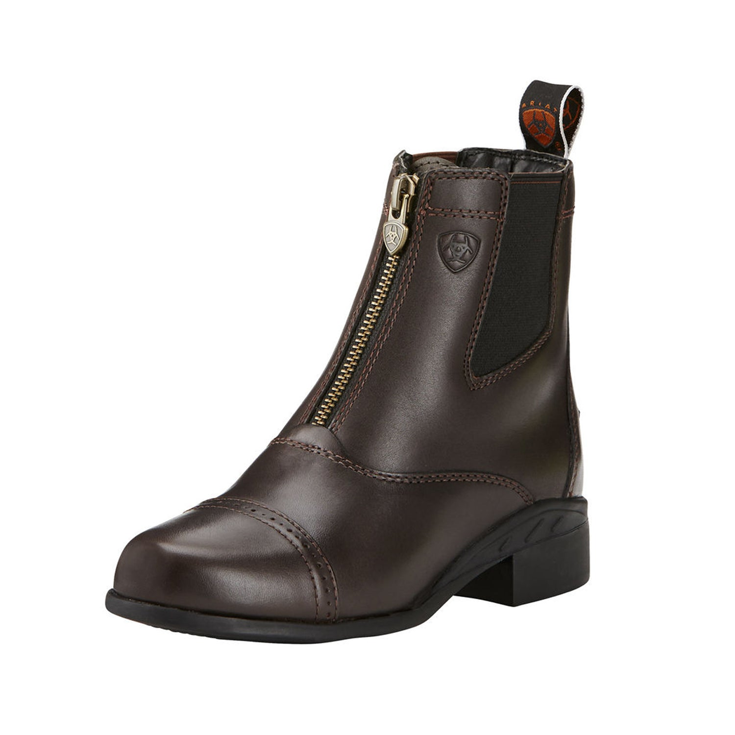 Ariat Devon III Zip Children's Paddock Boot - North Shore Saddlery