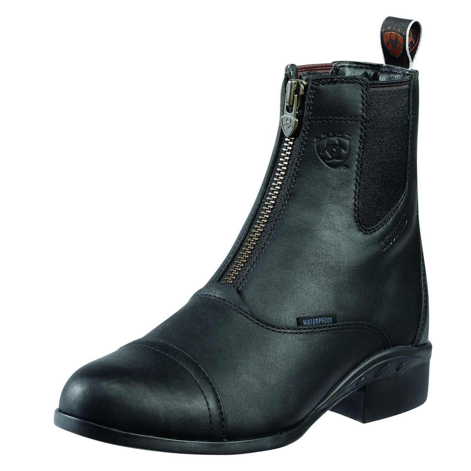 Ariat Heritage III Women's H2O Insulated Zip Paddock Boots - SALE - North Shore Saddlery