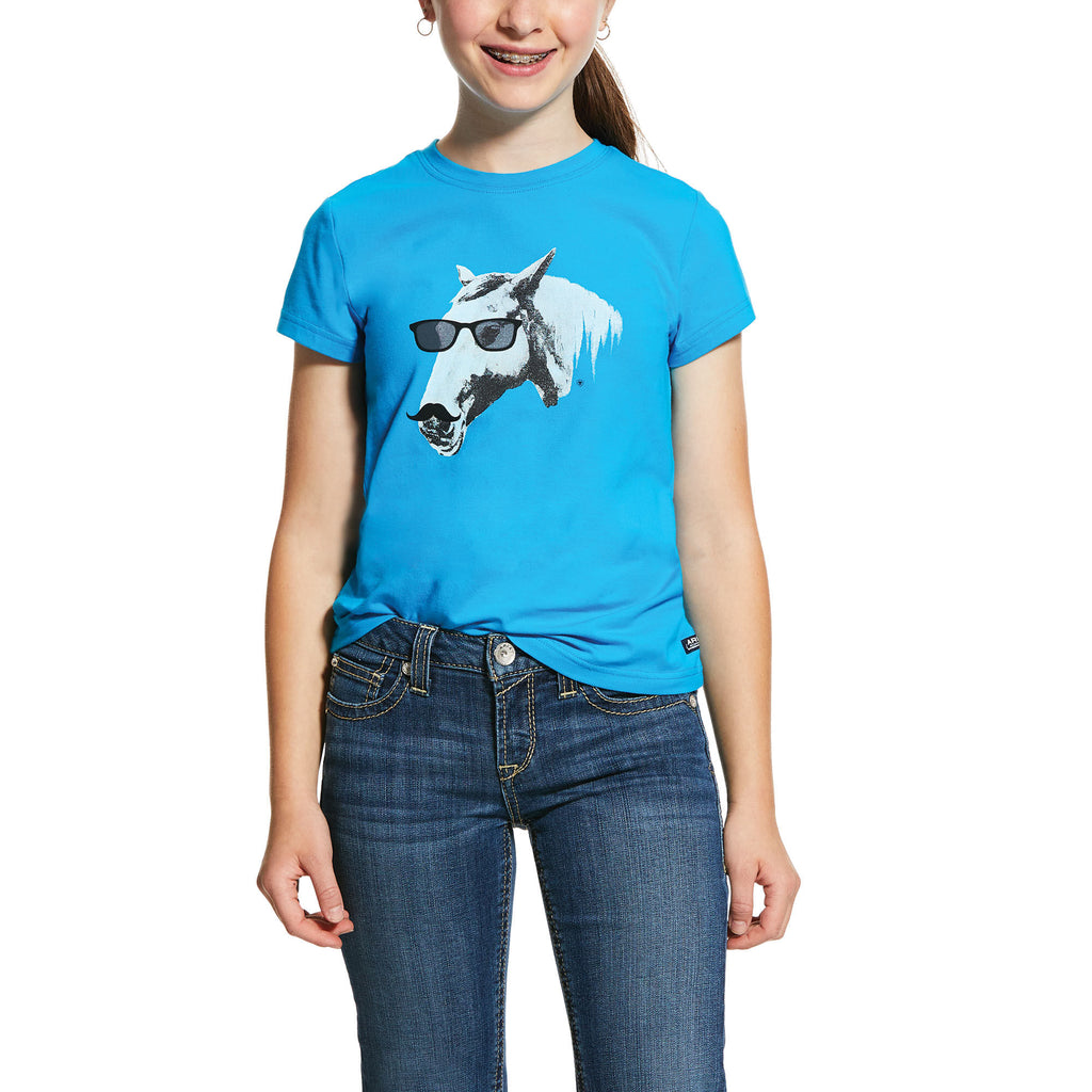 Ariat Girls Coolio Short Sleeve T-Shirt