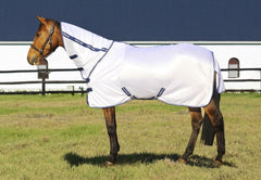 TuffRider Sport Mesh Combo Neck Fly Sheet - SALE - North Shore Saddlery