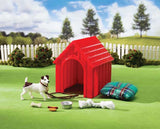 Breyer Dog House Play Set