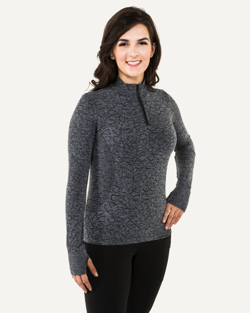 Noble Outfitters Revolution Seamless Long Sleeve Shirt