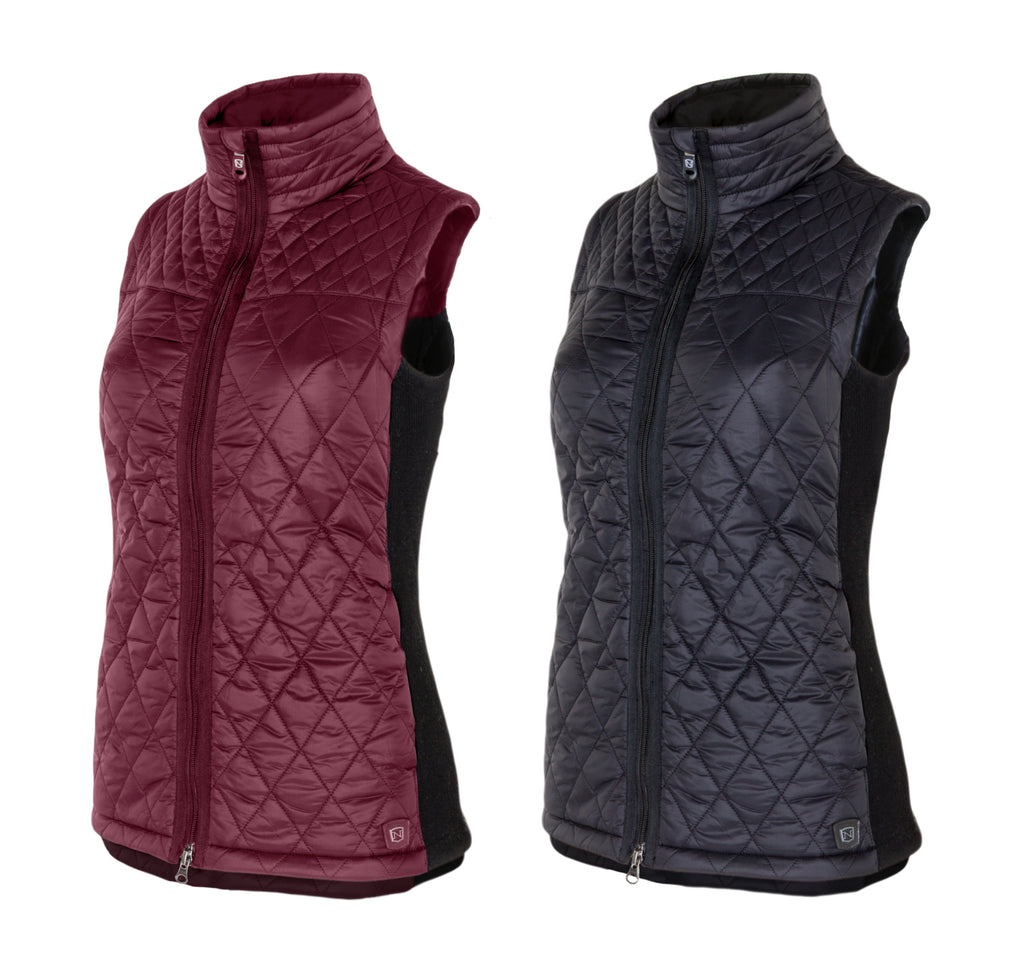 Women's Equestrian Riding Vests & Casual Vests | North Shore Saddlery : quilted riding vest - Adamdwight.com