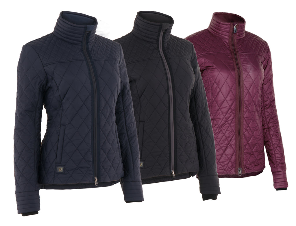 Noble Outfitters Warmup Quilted Jacket - SALE
