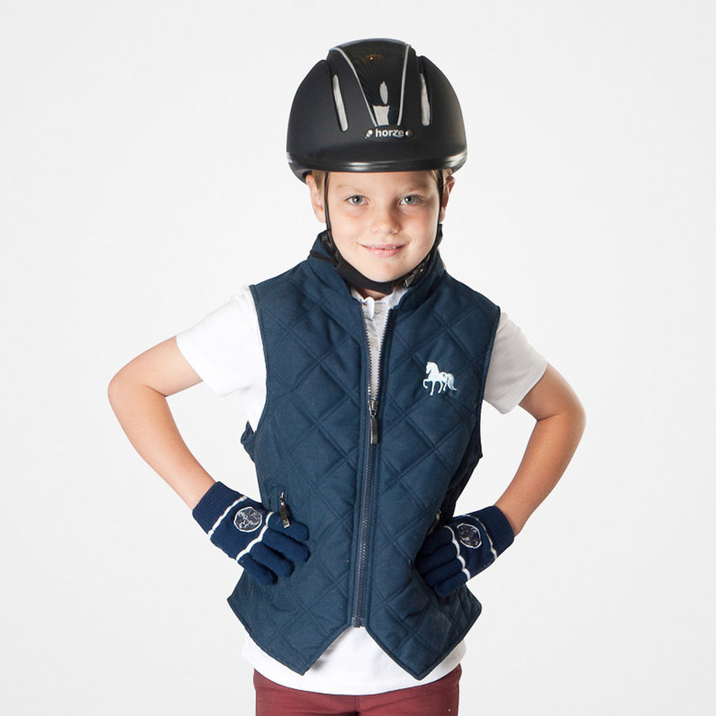 Horze Happy Go Lucky Children's Vest - SALE