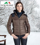 Equiline Paige Winter Bomber Jacket - SALE - North Shore Saddlery