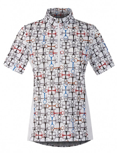 Kerrits Breeze Ice Fil Short Sleeve Shirt - SALE