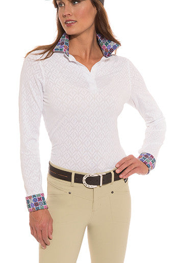 Kerrits Tailored Stretch Show Shirt - SALE