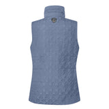 Kerrits Quilted Houndstooth Riding Vest