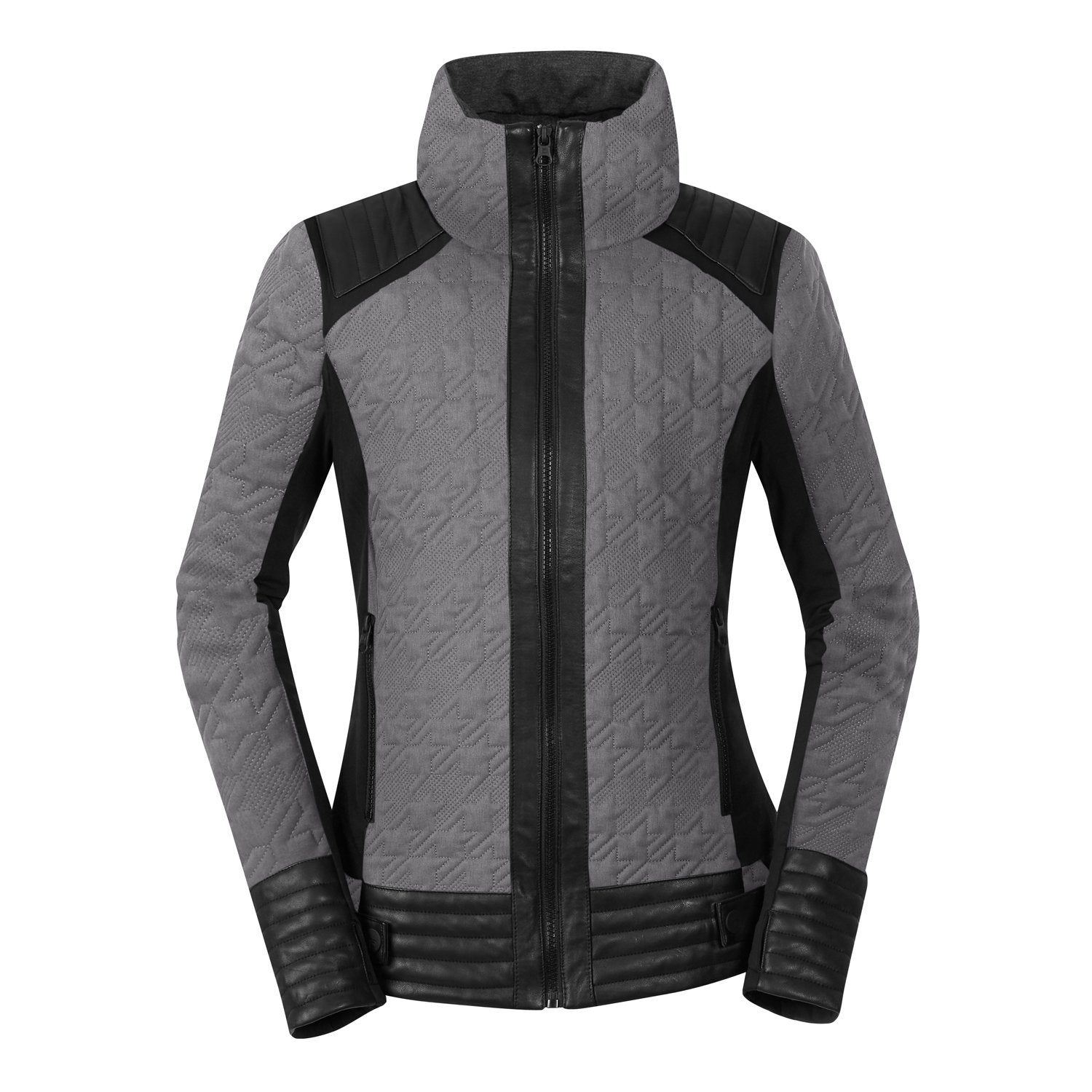 Kerrits Equestrian Quilted Moto Jacket