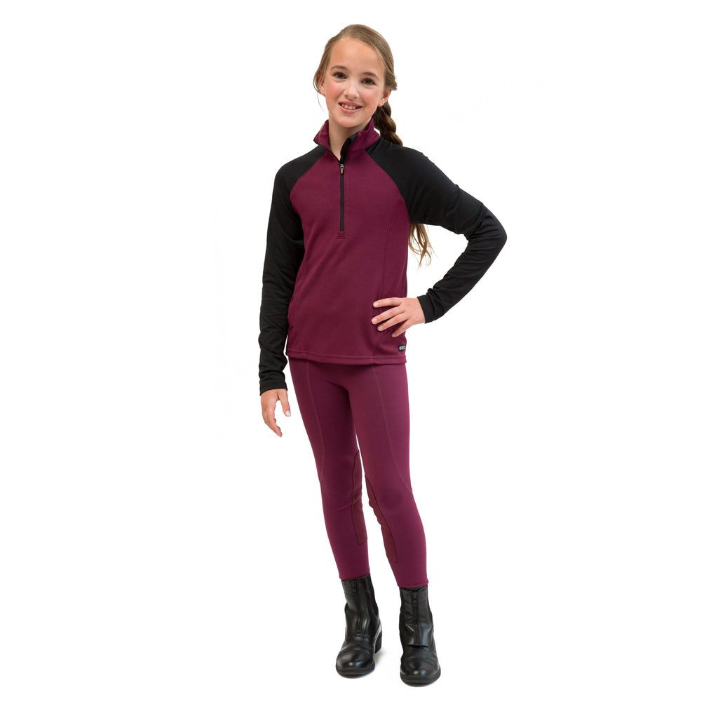 Kerrits Kids Daily Ride Half Zip - SALE