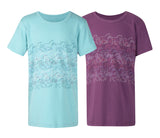 Kerrits Kids Equi-Sketch Short Sleeve Tee Shirt - North Shore Saddlery