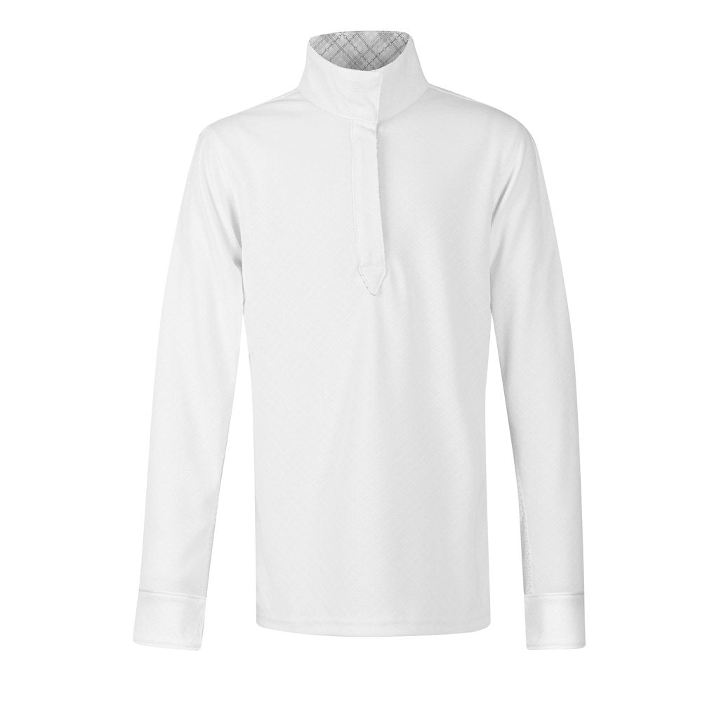 Kerrits Kids Encore Long Sleeve Show Shirt - North Shore Saddlery