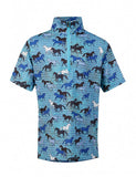 Kerrits Kids Ice Fil Short Sleeve Shirt - SALE - North Shore Saddlery