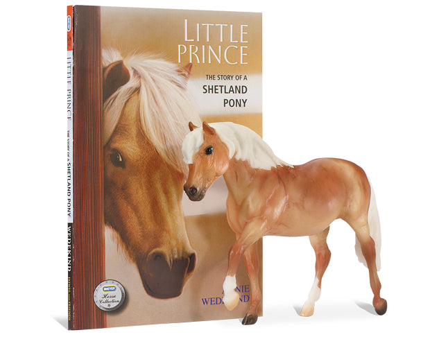 Breyer Little Prince Model and Book Set - North Shore Saddlery