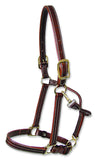 Walsh Kentucky Leather Halter - North Shore Saddlery