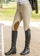 FITS Women's Pippa Knee Patch Breech - SALE