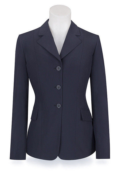 RJ Classics Arizona Soft Shell Navy Show Coat (D8310) - SALE