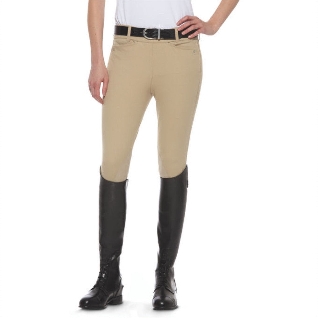 Ariat Heritage Low Rise Side Zip Breech - North Shore Saddlery