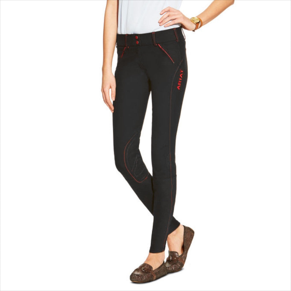 Ariat Prix Breech Low Rise Front Zip
