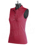 Animo Brandy Sleeveless Competition Polo - SALE - North Shore Saddlery