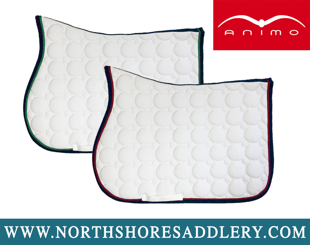 Animo Week Saddle Pad