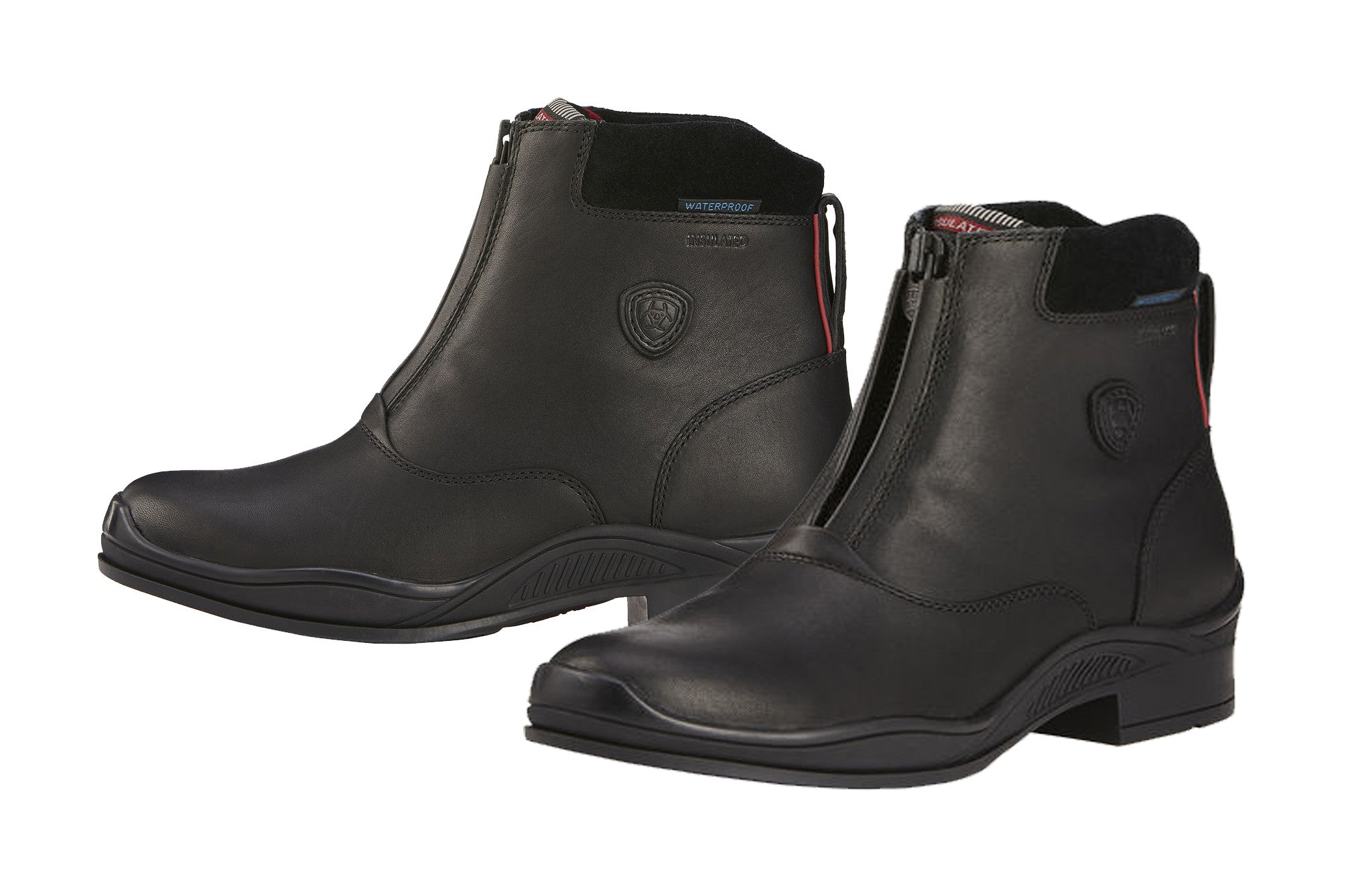 Ariat Extreme H2O Insulated Zip Paddock Boot - North Shore Saddlery