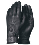 Ariat Perforated Pro Grip Leather Riding Gloves -SALE - North Shore Saddlery