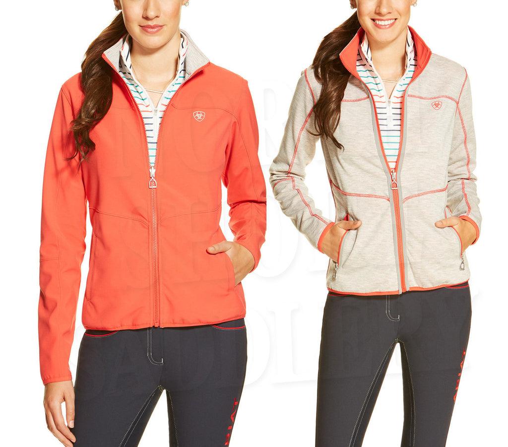 Ariat Morris Reversible Jacket in Flame - SALE