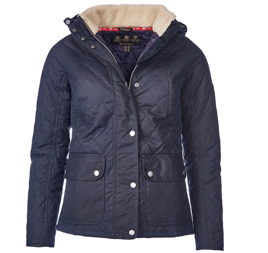 Barbour Bartlett Quilted Wax Women's Jacket - SALE