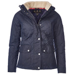 Barbour Bartlett Quilted Wax Jacket - North Shore Saddlery