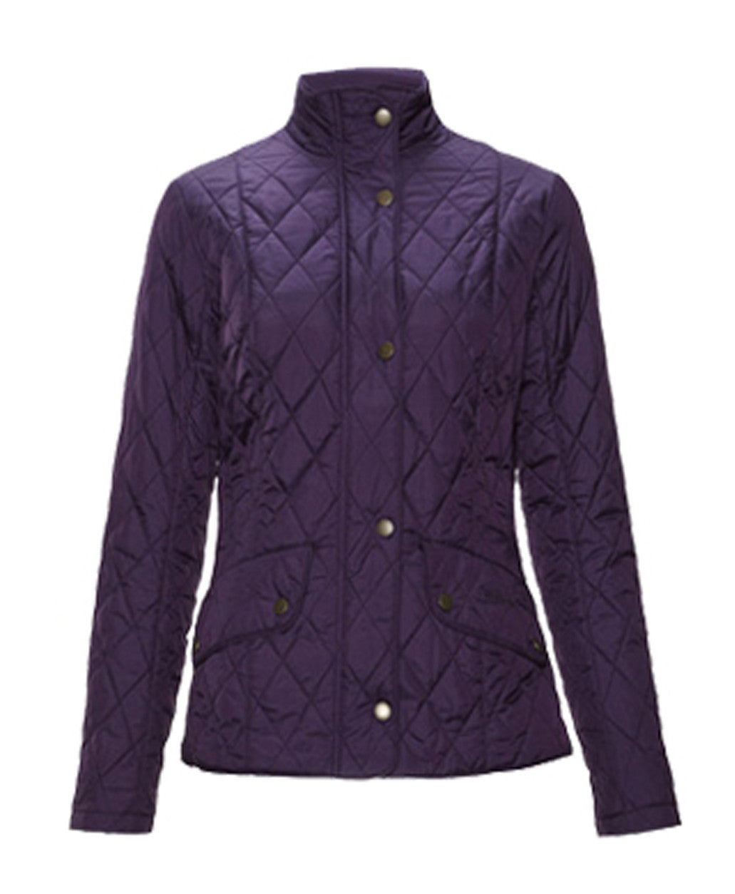Barbour Flyweight Cavalry Jacket - Elderberry - North Shore Saddlery