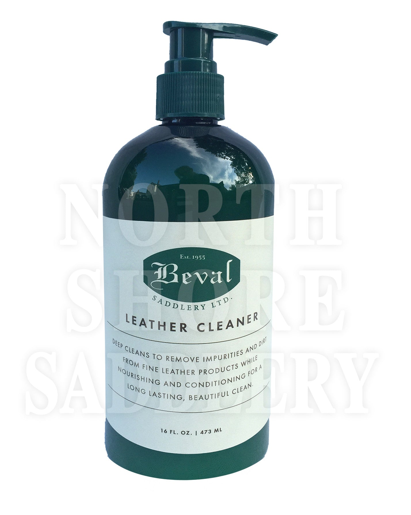 Beval Leather Cleaner - North Shore Saddlery