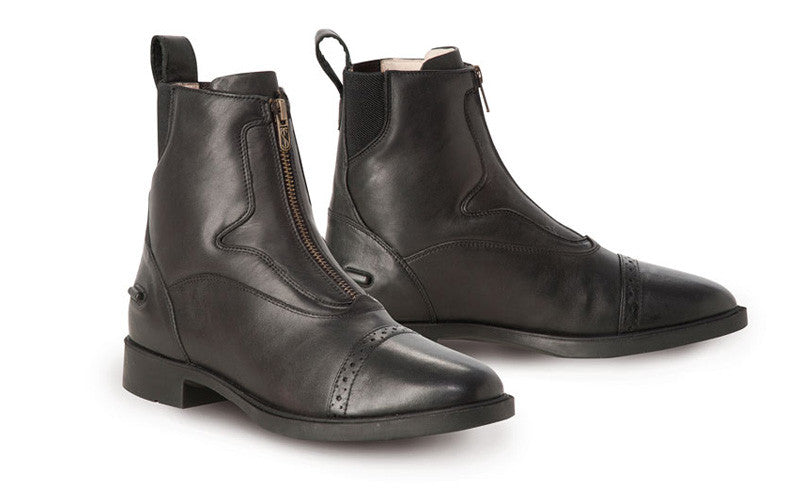 Tredstep Giotto Front Zip Paddock Boot - SALE