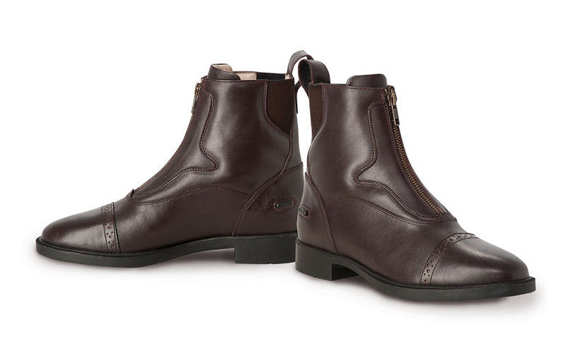 Tredstep Giotto Front Zip Paddock Boot - SALE - North Shore Saddlery