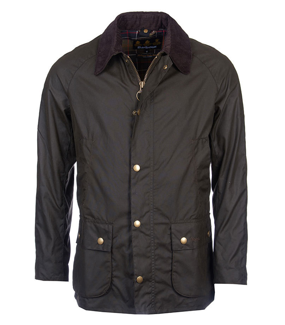 Barbour Ashby Waxed Jacket - North Shore Saddlery