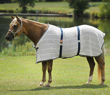 Baker Irish Weave Anti-Sweat Sheet - North Shore Saddlery