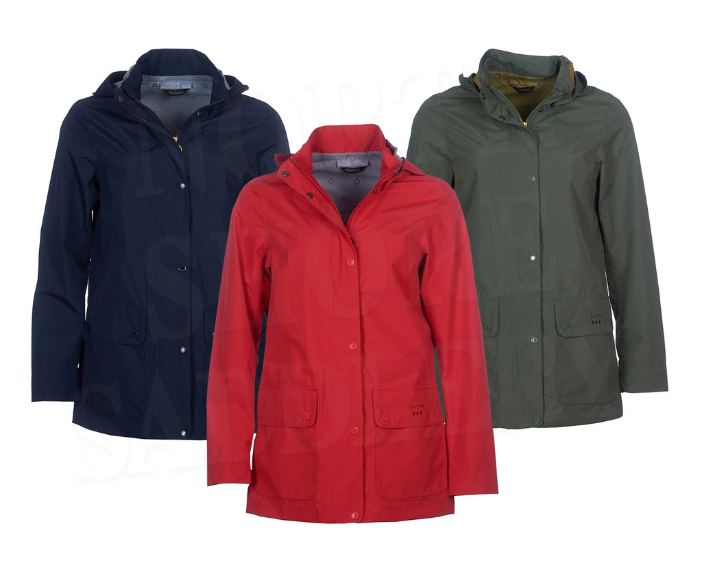 Barbour Fourwinds Waterproof Jacket - SALE