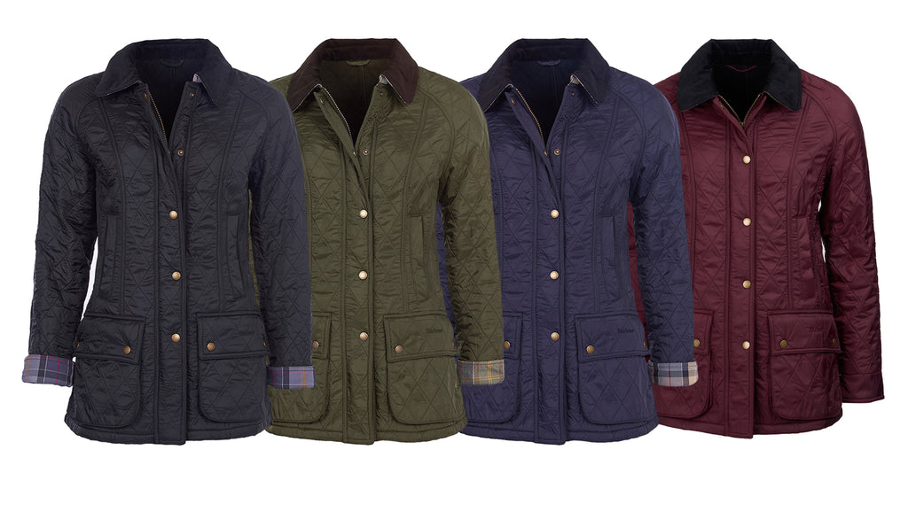 Barbour Beadnell Polarquilt Jacket - SALE