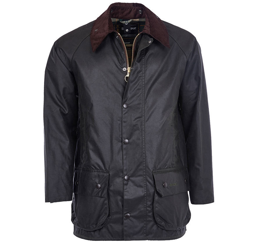 Barbour Beaufort Waxed Jacket - North Shore Saddlery