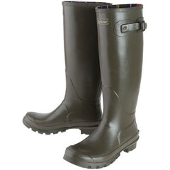 Barbour Ladies Bede Wellington Rain Boots - North Shore Saddlery
