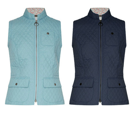 Barbour Brush Quilted Gilet - SALE