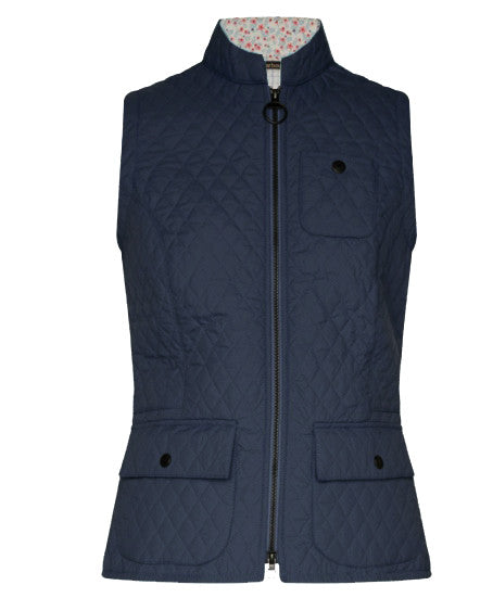 Barbour Brush Quilted Gilet - SALE - North Shore Saddlery