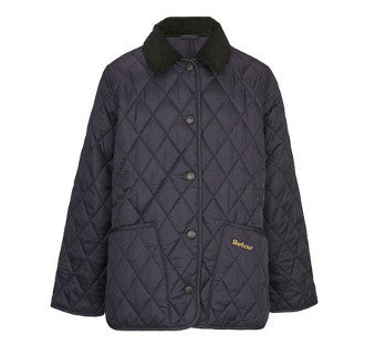 Barbour Children's Shaped Liddesdale Jacket - North Shore Saddlery