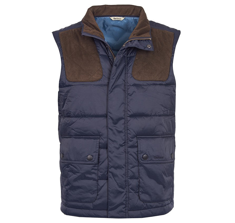 Barbour Colwarmth Men's Quilted Gilet - SALE