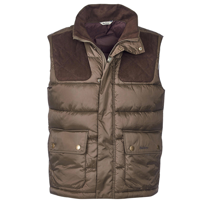 Barbour Colwarmth Quilted Gilet - North Shore Saddlery